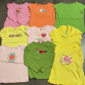 Bundle of 9 tops